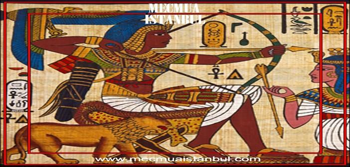 Antik Mısır Sanatı